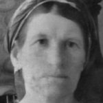 Анна Арсентьевна Кузьменкова (Сапсуева)