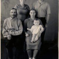 Унчиковы-Петрушины